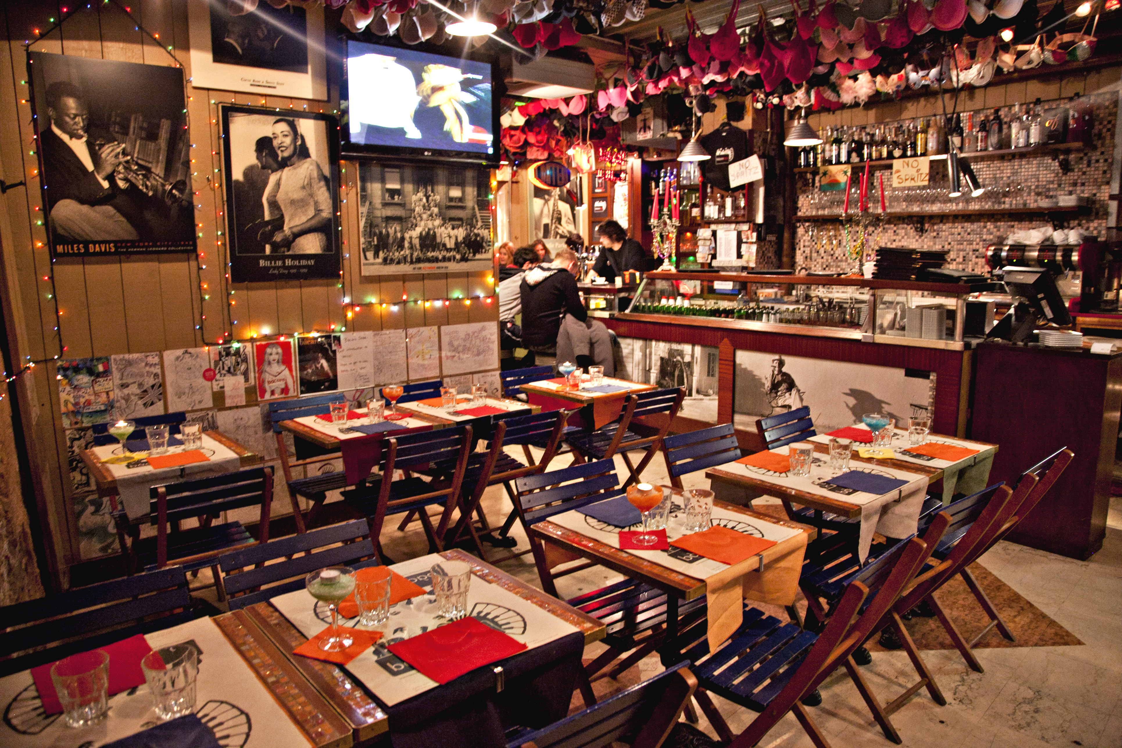 Venice at Night: Bacaro Jazz Bar