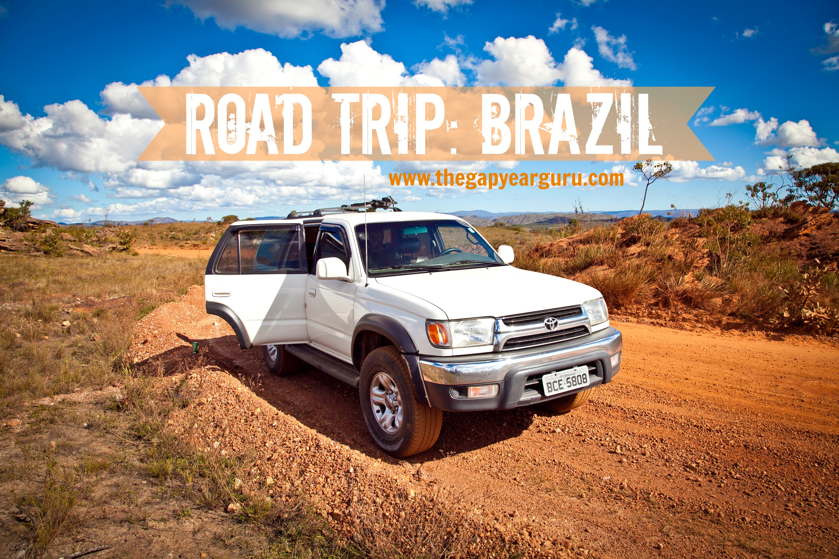 Travel Vlog  – The Brazilian Road Trip!