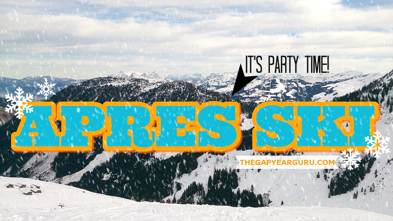 Après Ski – The Skiing After Party!
