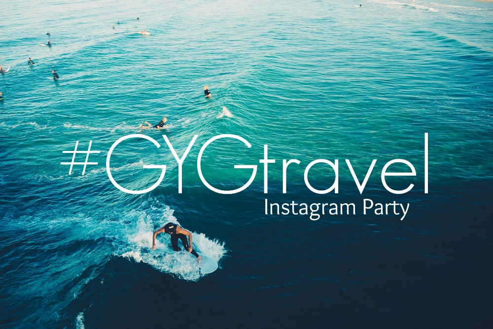 Announcing the #GYGtravel Instagram Party